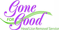 Gone For Good Head Lice Logo